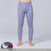 【WIWI】銀河米奇溫灸刷毛內著發熱褲(銀河灰 男S-3XL)