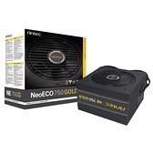 Antec 安鈦克 NeoECO GOLD NE750G 750W 80+ 金牌 半模組 電源供應器