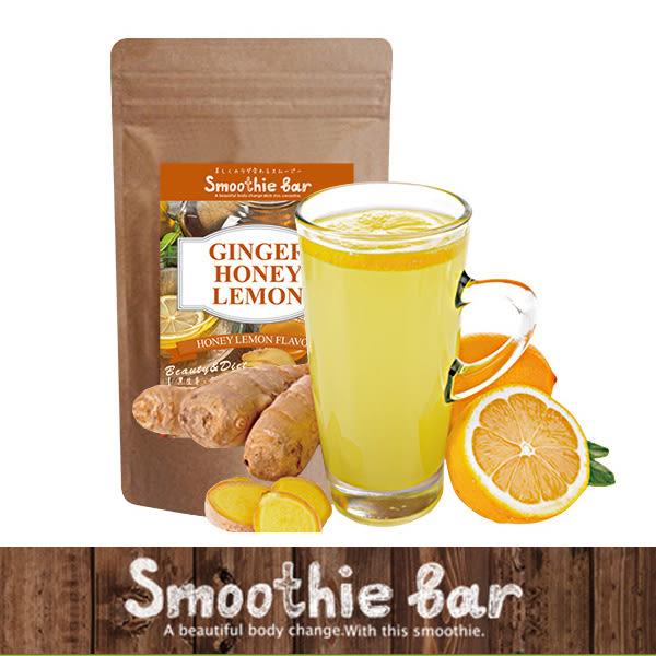 生薑蜂蜜檸檬奶昔、 200g、高麗人參、黑生薑、代餐、低卡、酵素、果昔、日本原裝(Granje)、乳酸菌