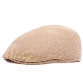 貝雷帽-鏤空網眼透氣休閒男女鴨舌帽4色73tv32【時尚巴黎】