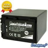 ■最新晶片版,免接線,同原廠用■【電池王】FOR SONY NP-FV100 V系列智慧型副廠高容量鋰電池3900mAh