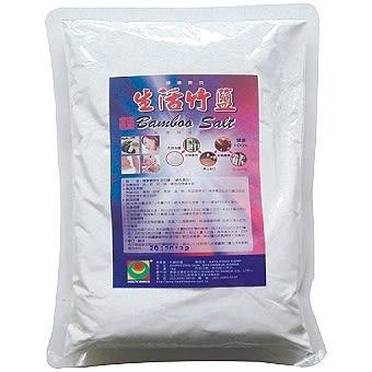 綠源寶~一烤鹼性竹鹽粉1000公克/大包裝營業用