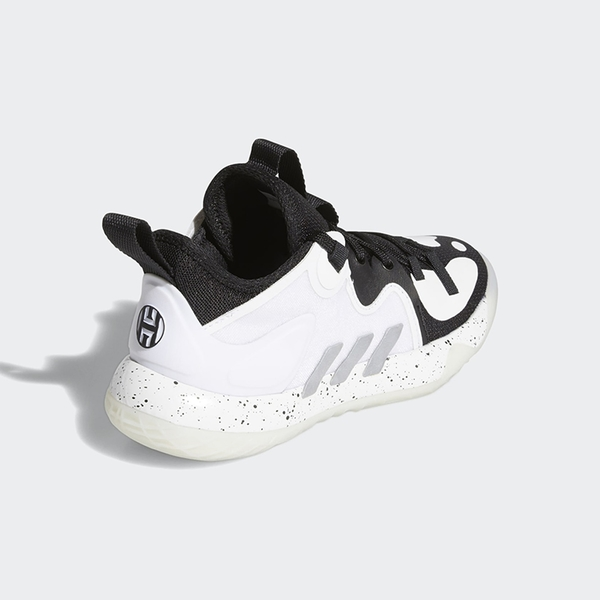ADIDAS HARDEN STEPBACK 2 女鞋 大童 籃球 哈登 Bounce 緩衝 黑 白【運動世界】FZ1545