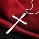 韓版風格十字架項鍊