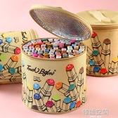 馬克筆袋學生用文具收納袋子收納箱收納包文具盒多功能大容量彩色筆袋