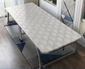 瑞仕達折疊床板式床單人成人午休床辦公室午睡床簡易床硬板木板床『櫻花小屋』