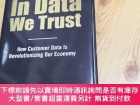 二手書博民逛書店ln罕見Data We TrustY284058 Bjorn Bloching, Lars Luck, Tho