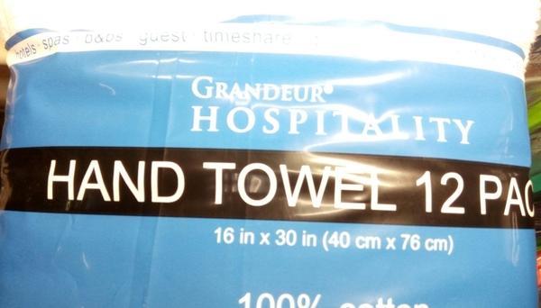 【Grandeur 商用純棉毛巾40*76cm 12入 1176955】方巾 毛巾 居家用品【八八八】e網購