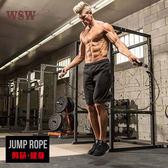 跳繩健身男女運動成人專業負重拳擊跳神鋼絲繩中考專用 【限時88折】