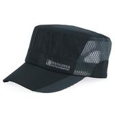 卡車帽帽子新品男士戶外正韓時尚平頂帽女士休閒運動透氣防曬鴨舌帽 快速出貨