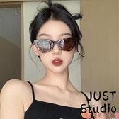 墨鏡復古歐美風方形網紅同款墨鏡ins防紫外線太陽鏡辣妹酷蹦迪凹造型  芊墨左岸 上新