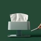 衛生紙巾盒-LOFT北歐風抽取式衛生紙收納盒 雙層收納 保護套 紙巾套 面紙盒 紙巾套【AN SHOP】