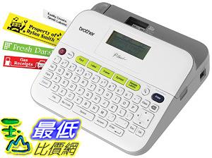 [106美國直購] 標籤機 Brother P-touch PTD400AD Label Maker With AC Adapter