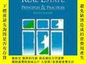 二手書博民逛書店Maine罕見Real Estate: Principles & Practices-緬因州房地產:原則與實踐