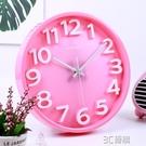 靜音鐘錶立體創意掛鐘客廳掛錶石英鐘現代家庭時尚簡約時鐘HM 3C優購