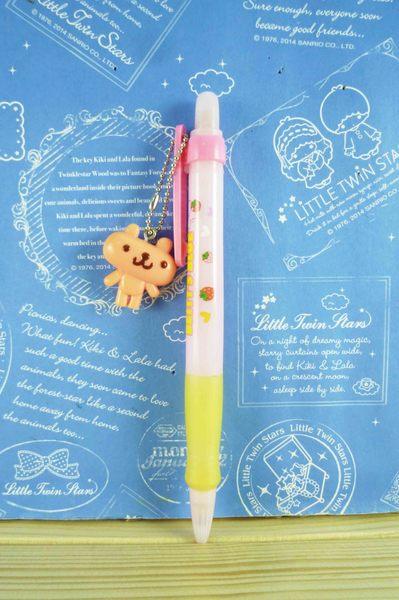 【震撼精品百貨】貝蒂熊_Betty Bear~吊飾自動筆-粉