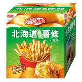 卡迪那95℃北海道風味薯條-海苔18g*5入/ 盒【愛買】
