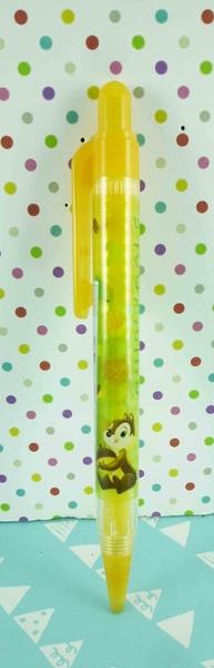 【震撼精品百貨】Chip N Dale_奇奇蒂蒂松鼠~自動筆-黃栗子