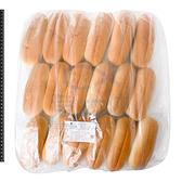2D4B【魚大俠】PT049義美-7吋長堡麵包(18個/1.26kg/包)#大亨堡#熱狗堡#純素