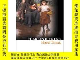 二手書博民逛書店經典名著罕見Hard Times (Collins Classi