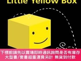 二手書博民逛書店The罕見Happy Little Yellow Box: A Pop-Up Book of Opposites奇