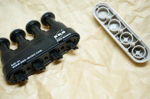 【敦煌樂器】ENO EHF-01 手指力度練習器 (黑色)/增強手指的獨立性及力道
