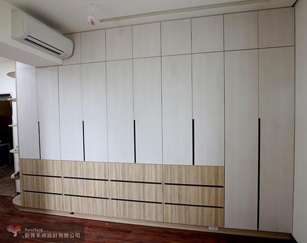 【歐雅 系統家具 】 衣櫥櫃