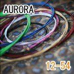 AURORA 美國進口橘色民謠弦(12-54)