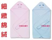 台灣製聖哥NewStar細緻棉絨秋冬款嬰兒包巾/附綁帶3533