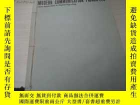 二手書博民逛書店MODERN罕見COMMUNICATION PRINCIPLES