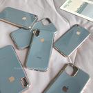 奶奶灰適用于蘋果X手機殼蘋果11保護套7plus高檔6s新款電鍍iPhoneXsMax 店慶降價