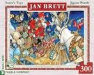 【KANGA GAMES】拼圖 聖誕老人的玩具 Jan Brett - Santa's Toys  300片