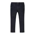 mothercare 深藍水洗反摺牛仔褲-盛裝系列(M0JJ154)3~8A