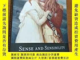 二手書博民逛書店Sense罕見and Sensibility and Sea M