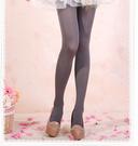 顯瘦豎條紋連褲襪 韓國糖果色時尚打底褲 秋冬打底女襪【B7111】