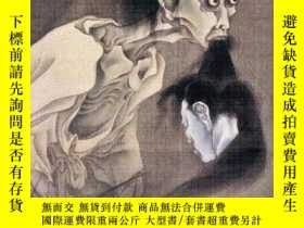 二手書博民逛書店Night罕見Parade Of Dead Souls: Japanese Ghost Paintings 浮世繪