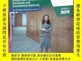 二手書博民逛書店Ethical罕見and Professional Standards and Quantitative Meth