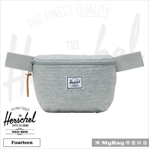 Herschel Fourteen 腰包 肩包 淺灰色 Fourteen-1866 得意時袋