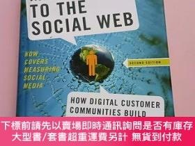二手書博民逛書店Marketing罕見to the Social Web:How Digital Customer Communi
