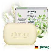 買一送一德國Alkmene茶樹精油控油抗痘保濕香皂100g-效期2019/05