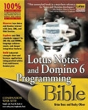 二手書博民逛書店 《Lotus Notes and Domino 6 Programming Bible》 R2Y ISBN:0764526111│Wiley
