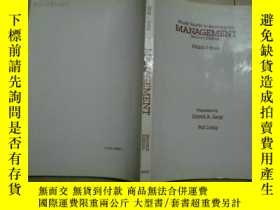 二手書博民逛書店STUDY罕見GUIDE TO ACCOMPANY MANAGE