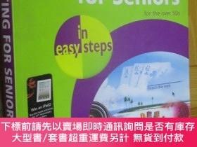 二手書博民逛書店Computing罕見for Seniors in Easy Steps: Updated for Windows