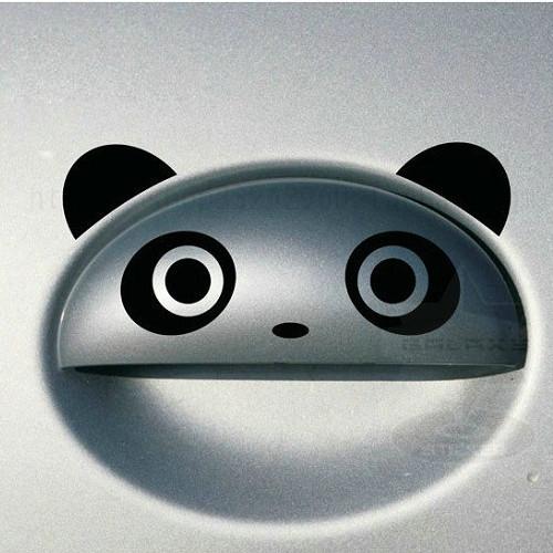 大小熊貓貼紙 車貼 車身貼 適用 AUDI VW FORD BMW BENZ TOYOTA VW 三菱 SUBARU