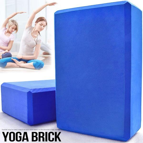 EVA專業瑜珈磚塊.高密度瑜珈磚.瑜珈枕頭.瑜珈塊.拉筋伸展瑜伽磚瑜珈輔助健身器材推薦哪裡買ptt
