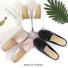 女款 穆勒鞋馬卡龍色系素面前包後空拖鞋 穆勒拖鞋 休閒拖鞋 平底拖鞋 懶人拖鞋 MIT製造 59鞋廊