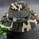 迷彩遮陽帽 戶外防曬釣魚登山太陽帽