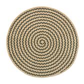 HOLA 繩編地毯150x150cm 米綠