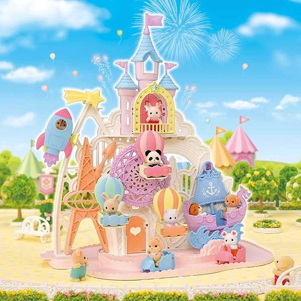 特價 森林家族 夢想城堡遊樂園_EP14337