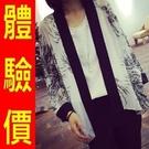 和服外套-日式披肩雪紡七分袖和風防曬女罩衫6款68af1【時尚巴黎】